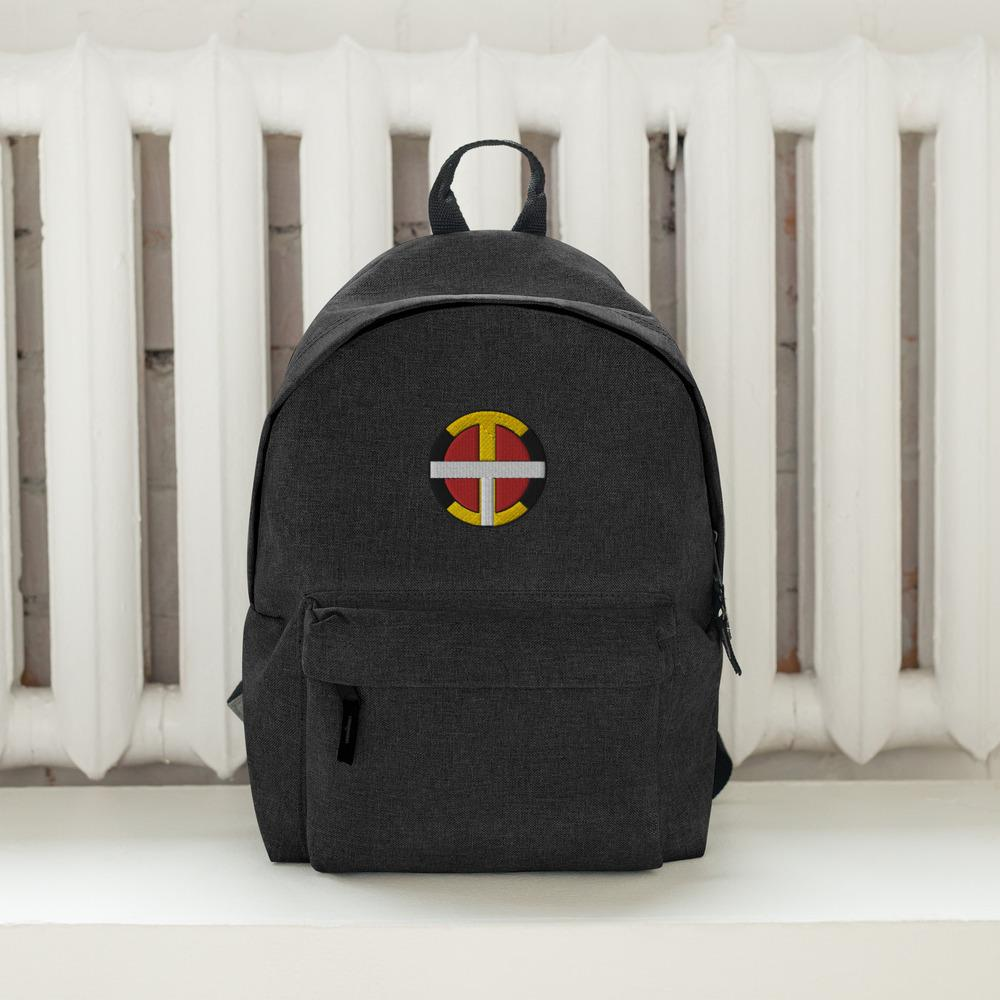 OIT Embroidered Backpack - Our Indigenous Traditions