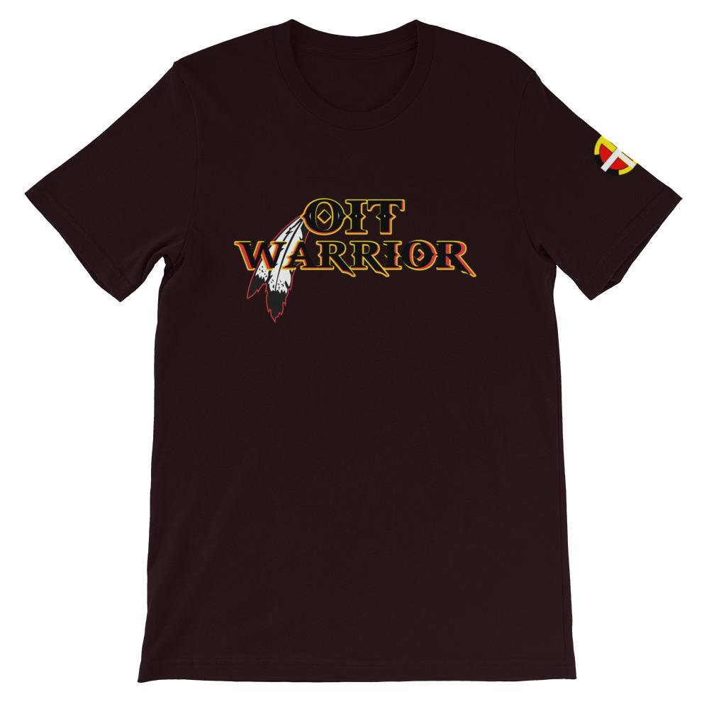 OIT Warrior Tee (Gender Neutral)