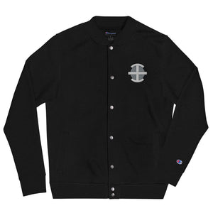 OIT Winter Logo Champion Bomber Jacket - Our Indigenous Traditions