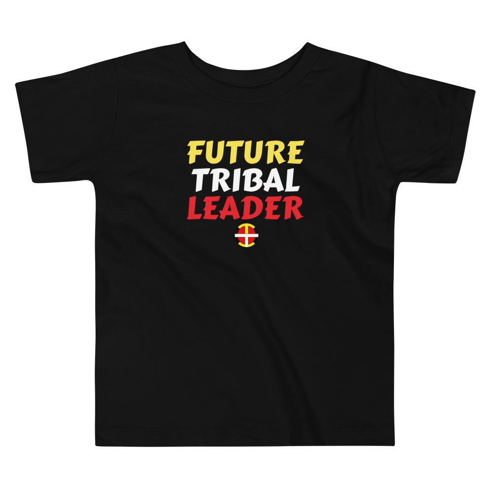 """Future Tribal Leader"" Toddler Tee"