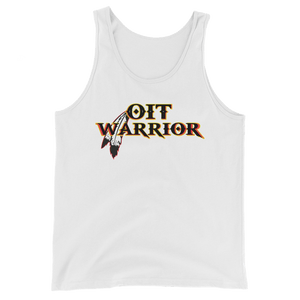 OIT Warrior Tank Top Tank Top america, black, blue, comfortable, Fall, Fashion, fitness, gym, Indian, indigenous, indigneous, Men, Mens, native, native american, oit, oit warrior, oitclothing