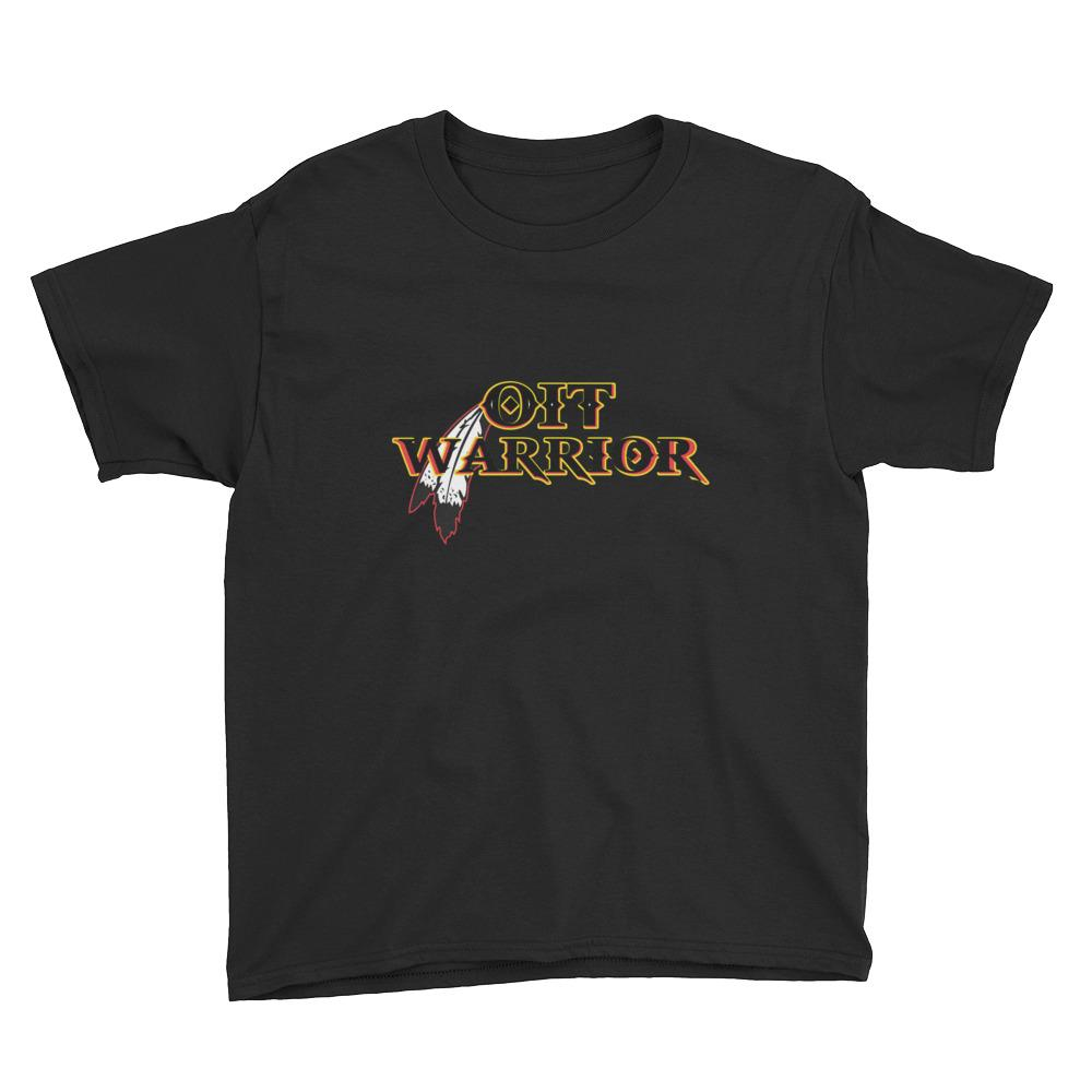 Youth OIT Warrior Tee - Our Indigenous Traditions