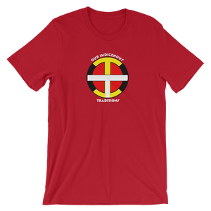 OIT Logo Tee (Gender Neutral) - Our Indigenous Traditions