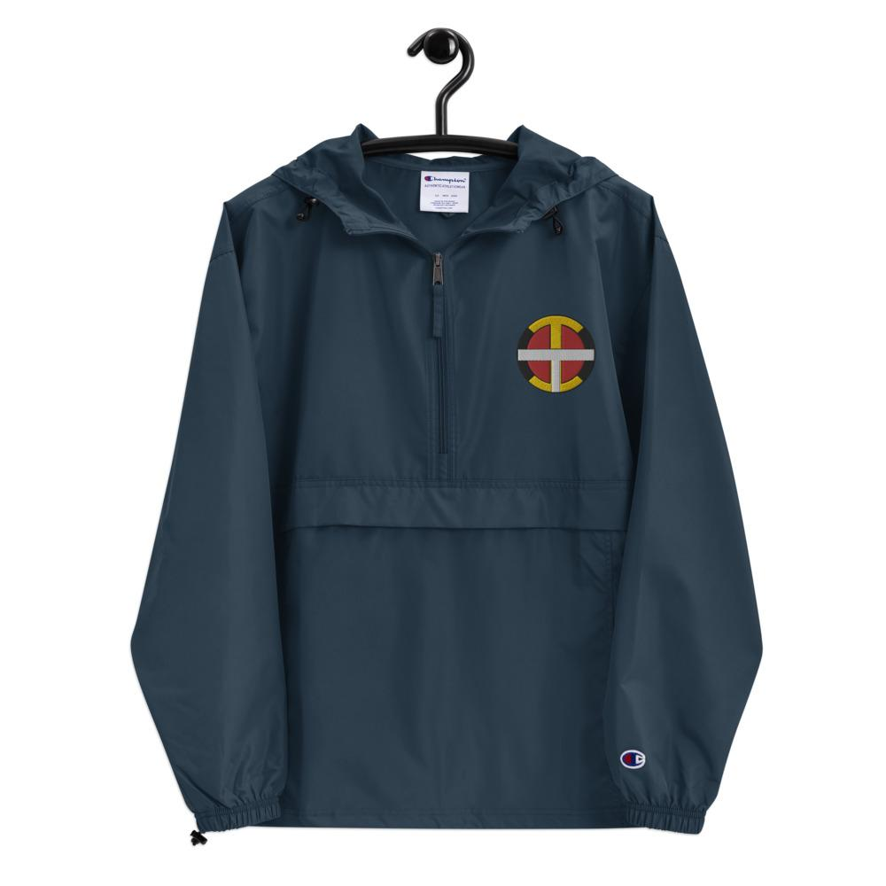 OIT Embroidered Champion Packable Jacket - Our Indigenous Traditions