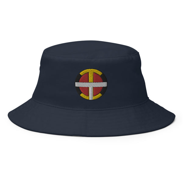 OIT Bucket Hat  cotton, Hat, head gear, indigenous, native, outside, sports, summer - Our Indigenous Traditions Clothing Brand