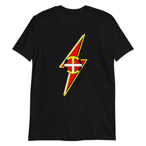 OIT-Lightning Tee Tee american indian, first nation, indigenous, indigenous brand, light, Lightning, native brand, oit, oitclothing, our indigenous traditions, rez, shirt, tee, thunder, triba