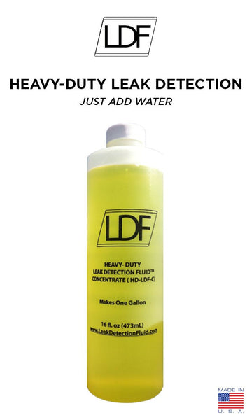 Heavy-Duty Leak Detection Fluid™ Concentrate