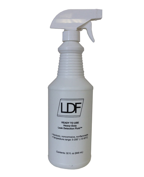 Ready To Use Heavy-Duty Leak Detection Fluid 32 Fluid Ounce Trigger Spray