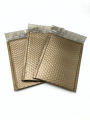 #2 8.5x12 Gold Poly Bubble Padded Envelopes Mailers Shipping Case
