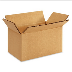 7x7x6 Cardboard Paper Boxes Mailing Packing Shipping Box Corrugated Carton