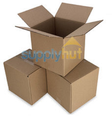 25 8x6x6 Cardboard Paper Boxes Mailing Packing Shipping Box Corrugated Carton