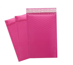 #0 6x10 Pink Poly Bubble Padded Envelopes Mailers Shipping Case