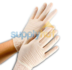 Powder Free Gloves Vinyl Foodservice Grade (Non Latex Nitrile Exam) Large