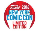 New York Comic Con 2016 Exclusive