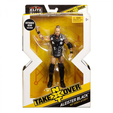 WWE NXT Elite Series 4 - Aleister Black