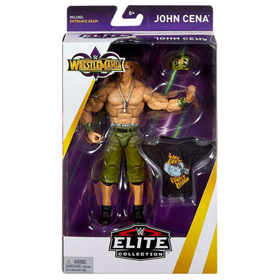 WWE WrestleMania 34 Elite Series - John Cena