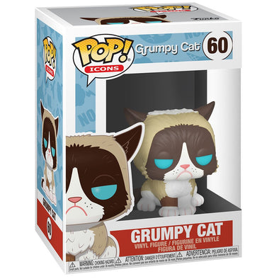 POP! Icons - Grumpy Cat Pop! Vinyl Figure