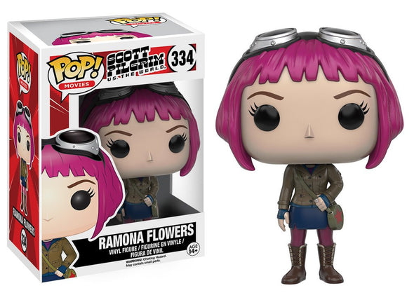 Scott Pilgrim vs. The World - Ramona Flowers Pop! Vinyl Figure