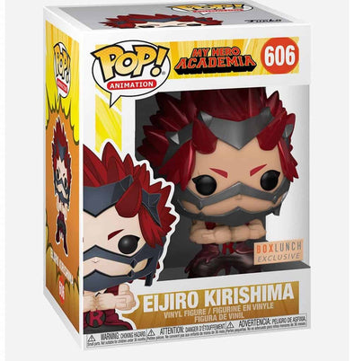 My Hero Academia - Eijiro Kirishima (Metallic) Exclusive Pop! Vinyl Figure