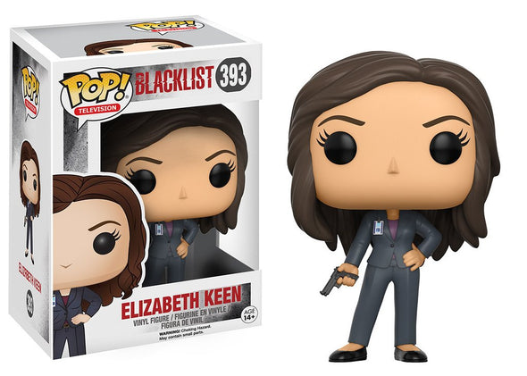 The Blacklist - Elizabeth Keen Pop! Vinyl Figure