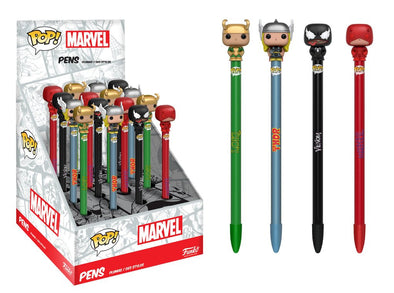Marvel Universe Series 2 Pop! Pen Toppers