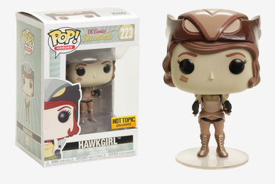 DC Bombshells - Hawkgirl Exclusive POP! Vinyl Figure