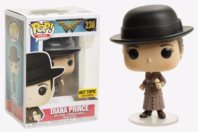 Wonder Woman Movie - Diana Prince (with Ice Cream) Exclusive Pop! Vinyl Figure