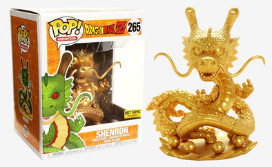 "Dragonball Z - Golden Shenron 6"" Exclusive Pop! Vinyl Figure"