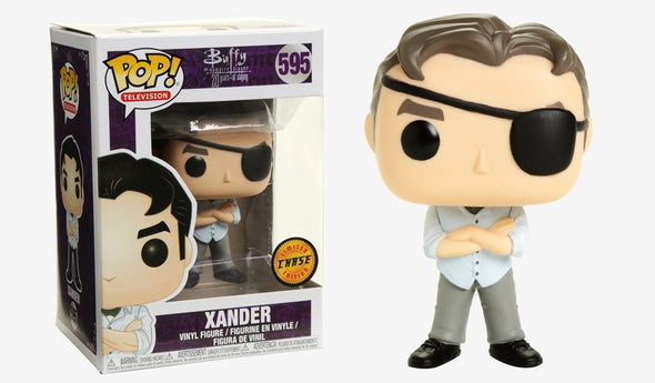 Buffy The Vampire Slayer - Xander Chase Pop! Vinyl Figure
