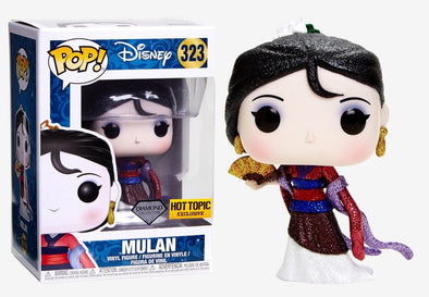 Disney - Mulan (Diamond Collection) Exclusive Pop! Vinyl Figure