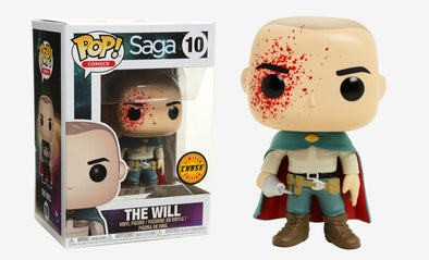 Saga - The Will Chase Pop! Vinyl Figure