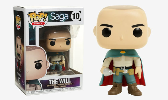 Saga - The Will Pop! Vinyl Figure