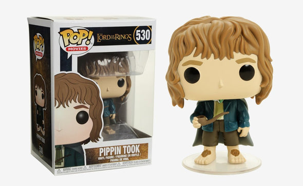 Lord of the Rings - Pippen Took Pop! Vinyl Figure