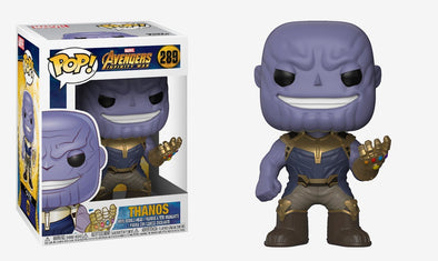 Avengers Infinity War - Thanos Pop! Vinyl Figure