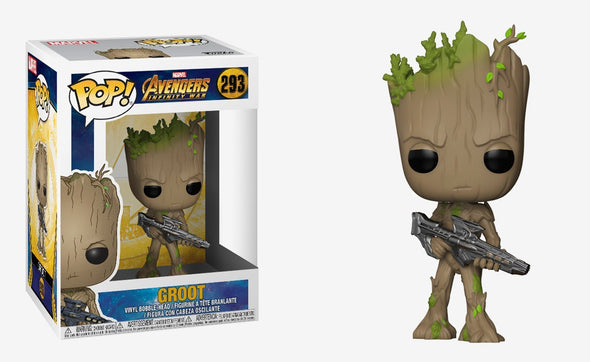 Avengers Infinity War - Groot Pop! Vinyl Figure