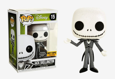 Disney - Jack Skellington (Diamond Collection) Exclusive Pop! Vinyl Figure