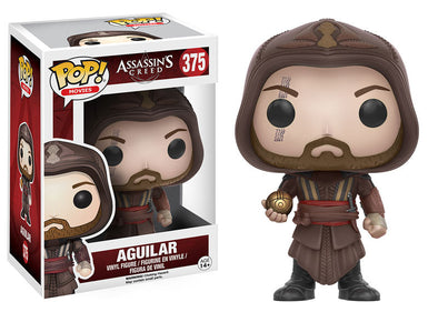Assassin's Creed Movie - Aguilar Pop! Vinyl Figure