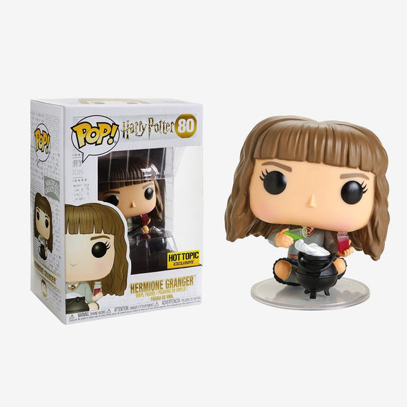 Harry Potter - Hermione Granger with Cauldron Exclusive Pop! Vinyl Figure