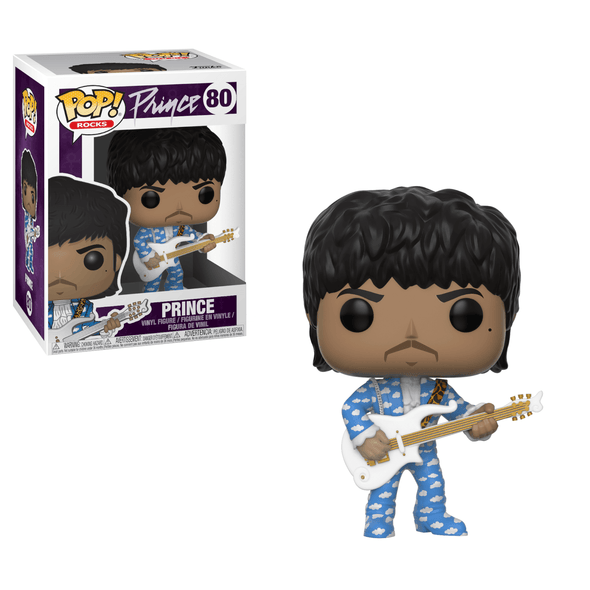 POP Rocks - Prince (Around the World in a Day) POP! Vinyl Figure