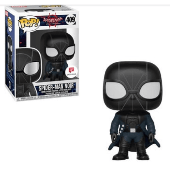 Animated Spider-Man - Spider-Man Noir Exclusive POP! Vinyl