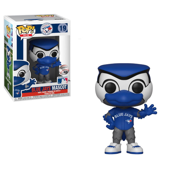MLB - Blue Jays Mascot Ace Pop! Vinyl Figure