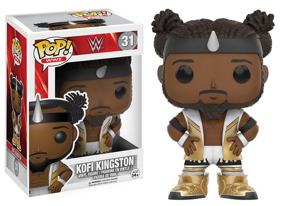 WWE The New Day Kofi Kingston Pop! Vinyl Figure