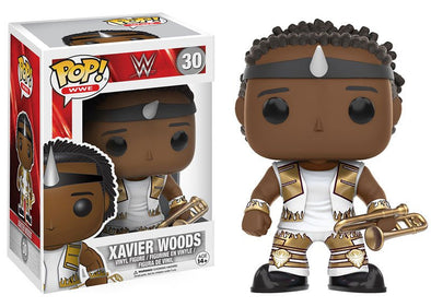 WWE The New Day Xavier Woods Pop! Vinyl Figure