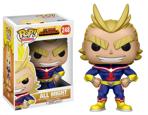 My Hero Academia - All Might Pop! Vinyl Figure