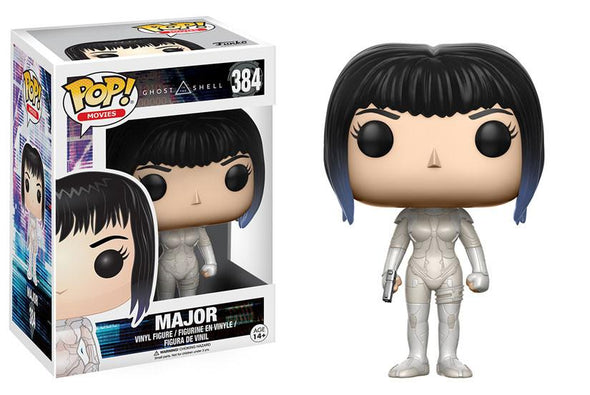 Ghost In The Shell Movie - Major Pop! Vinyl Figure