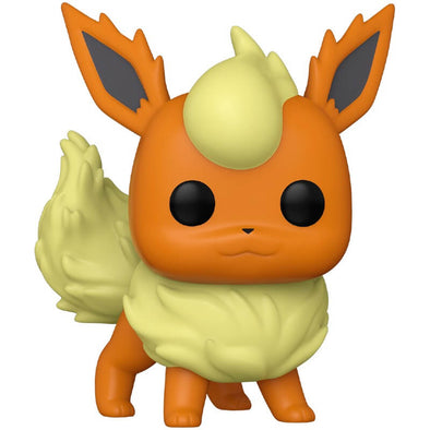 Pokemon - Flareon Pop! Vinyl Figure