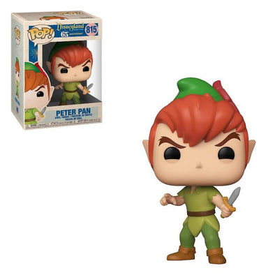 Disney 65th Anniversary - Peter Pan (New Pose) Pop! Vinyl Figure