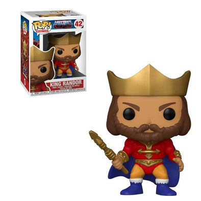Retro Toys - Masters of the Universe King Randor Pop! Vinyl Figure