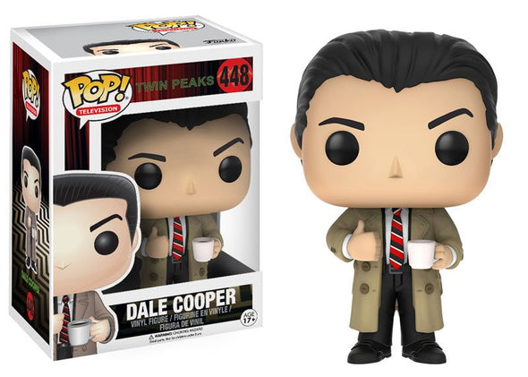 Twin Peaks - Dale Cooper Pop! Vinyl Figure