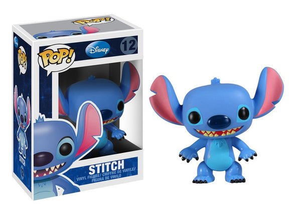 Lilo & Stitch - Stitch Pop! Vinyl Figure